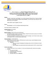 WALH BD Minutes 9-20-15a